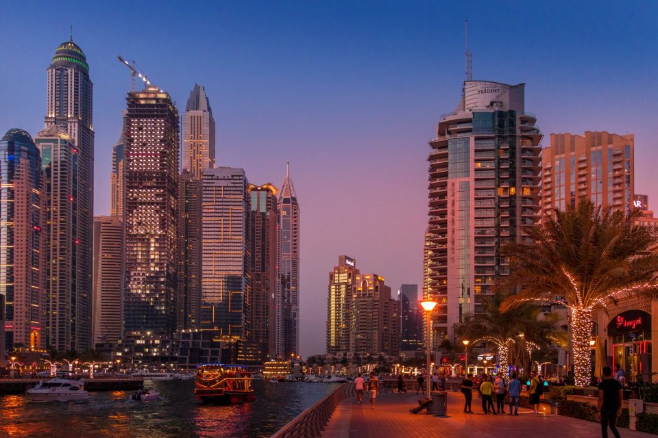 Dubai: A Business-Friendly Country in the Gulf Area